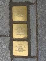 Třeboňské náměstí a Kameny zmizelých