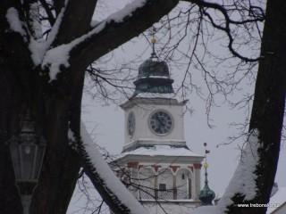 Věž Staré radnice