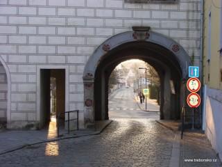 Třeboňské brány ve fotogalerii