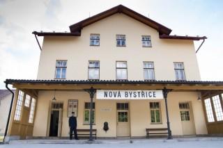 Úzkokolejné muzeum Nová Bystřice