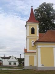 Kaple sv. Jana Nepomuckého Lužnice