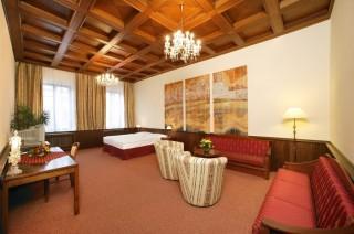 Hotel Zlatá Hvězda - pokoj